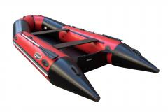 Beluga 13FT. Red/Black Inflatable Boat