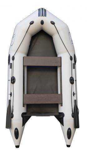 Beluga 10 FT. Light Gray Inflatable Boat
