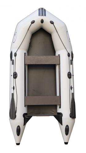 Beluga 11FT. Light Gray Inflatable Boat